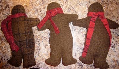 Gingerbread Spice Boys