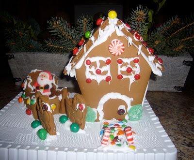 Gingerbread Houses and More