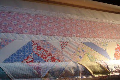 Marked and Ready To Quilt