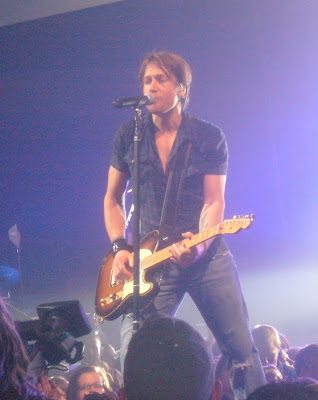 Two Words…Keith Urban