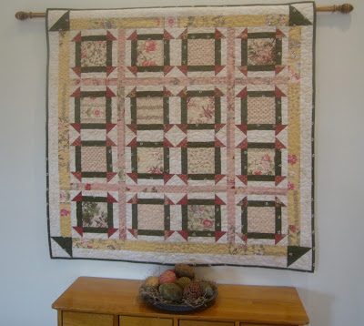 George Schnibbles Quilted