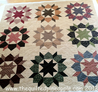 Swoon Quilt Reproduction Style and A Giveaway