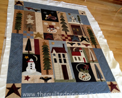 Pine Tree Ridge Quilt
