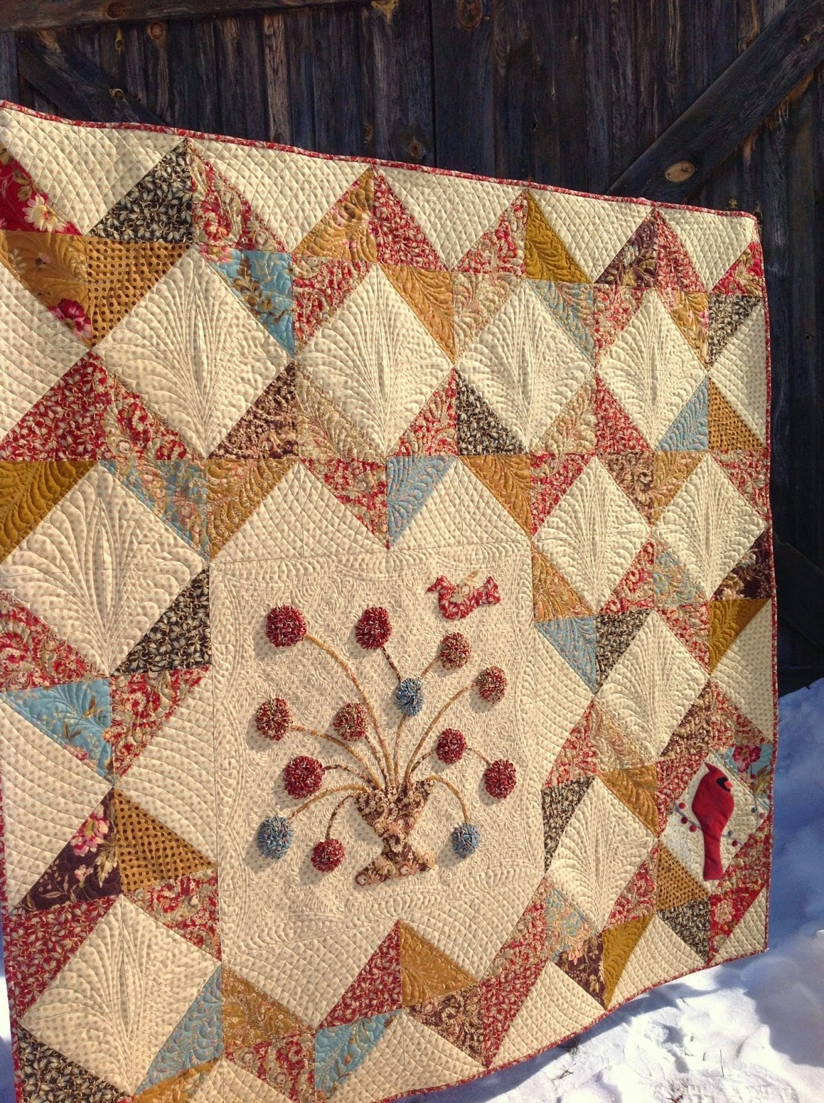 Red Bird Quilt Co. Giveaway