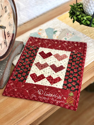 Valentine's and Red and White Quilts