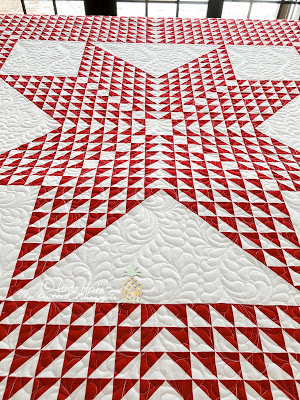 Red and White Quilts – Memories of A Masterpiece